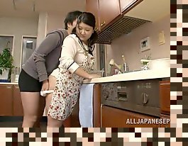 chubby housewife japanese